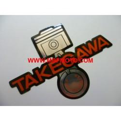 Takegawa mäntätarra
