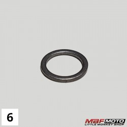 Holkki 14,8mm sylinteri Honda Monkey 90082-035-010