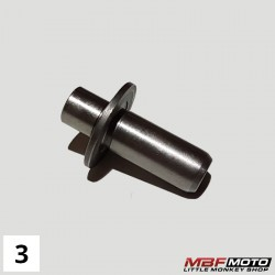 Venttiilinohjuri pakoventtiili Honda Monkey -86 12023-051-320