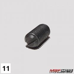Säätöruuvi kytkin Honda Monkey 87- 22846-035-000