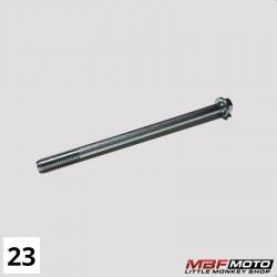 Pultti kytkinkoppa Honda Monkey 87- 96001-061-0000