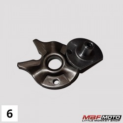 Levy kytkinkoppa Honda Monkey -86 22820-918-020