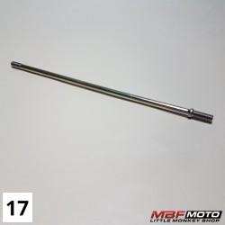Pinnapultti sylinteri Honda Monkey 90031-035-010