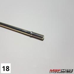 Pinnapultti sylinteri Honda Monkey 90032-035-000