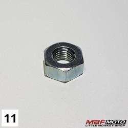 Mutteri staattori Honda Monkey -86 94030-10000