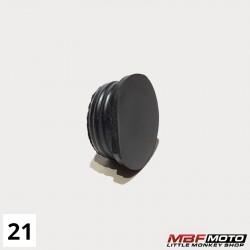 Peitetulppa vaihderumpu Honda Monkey 87- 90801-035-000