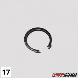 Lukkoprikka vaihteisto Honda Monkey -86 90601-001-000