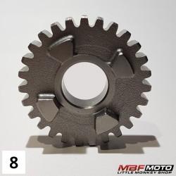 Ratas 3.27H vaihteisto Honda Monkey 87- 23461-GS3-000
