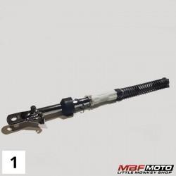 Etuiskunvaimennin oikea täydellinen Honda 51400-165-000