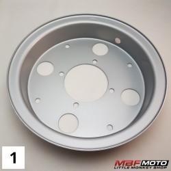 Vanne oikea NH35M 42701-045-671ZA Honda Z50J