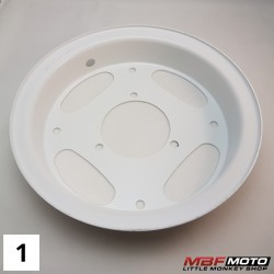 Vanne oikea NH138 42701-165-891ZA Honda Z50