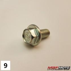 Pultti-vanne 90194-567-010 Honda Z50J