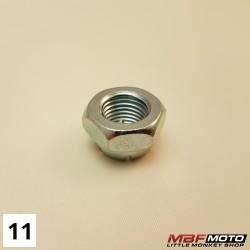 Mutteri etuakseli 90353-045-000 Honda Z50J