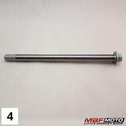 Etuakseli 44301-045-010 Honda Z50J