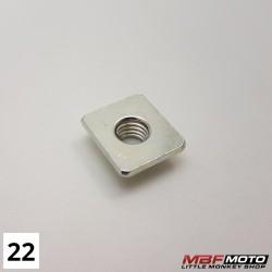 Mutteri 61304-165-013 Honda Z50J
