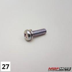 Ruuvi 93892-050-1600 Honda Z50J