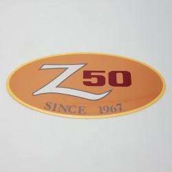 Tarra sivukotelo Honda Z50 87128-165-A00ZB