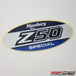 Tarra sivukotelo Honda z50 87128-GFL-Y10ZA