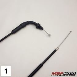 Kaasuvaijeri 17910-165-A11 Honda Z50J