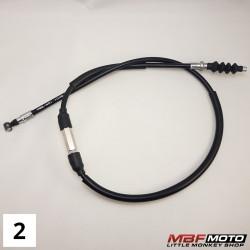 Kytkinvaijeri 22870-165-980 Honda Z50J