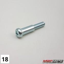 Ruuvi 90115-170-700 Honda Z50J