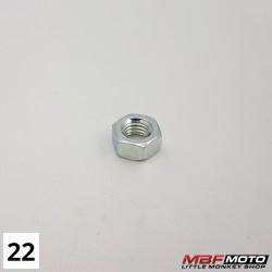 Mutteri 90115-170-700 Honda Z50J