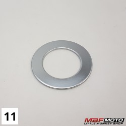 Aluslevy t-kappale mutteri 90503-051-870 Honda Z50J