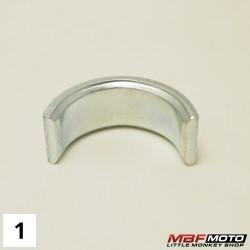 Puolikuu Honda Monkey Z50J 18233-051-000