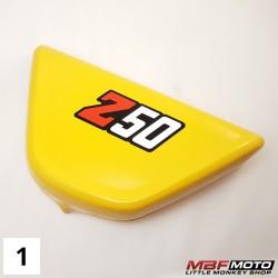 Sivukotelo Z50, 83640-130-640ZA Honda Monkey Z50