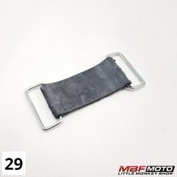 Panta akku 95012-110-01 Honda Monkey Z50J