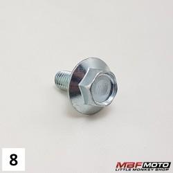 Pultti 90111-162-000 Honda Monkey Z50J