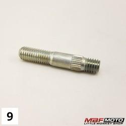 Pinnapultti 90125-120-020 Honda Monkey Z50J