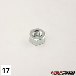 Mutteri 94001-062000S Honda Monkey Z50J