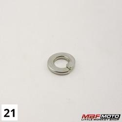 Jousialuslevy 94111-06000 Honda Monkey Z50J