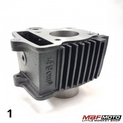Sylinteri 50cc 12101-GB2-000P Honda Monkey Z50J