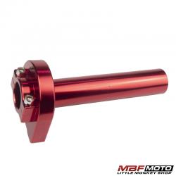 Kaasukahva alumiini punainen