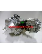 MBF-Moottorit sekä puolimoottorit
